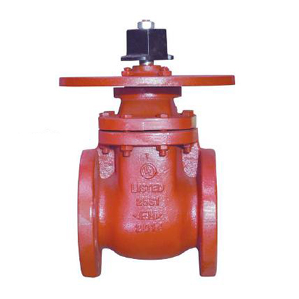 IRON BODY GATE VALVE
