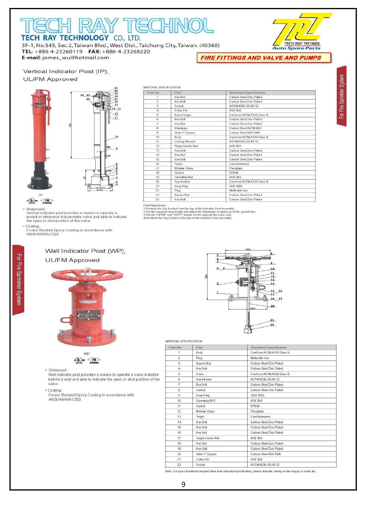 Resilient Wedge Gate Valve