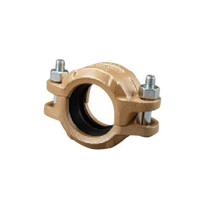 Copper Series, Grooved Couplings & Flanges for Copper Tubing